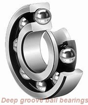 95 mm x 200 mm x 45 mm  NACHI 6319 deep groove ball bearings