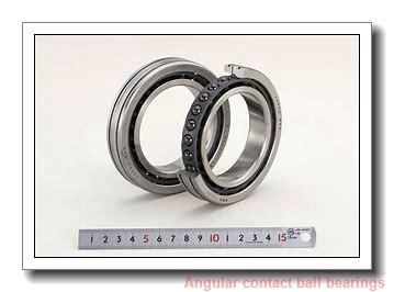 38,1 mm x 47,625 mm x 4,763 mm  INA CSXAA 015 TN angular contact ball bearings