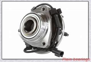 20 mm x 40 mm x 25 mm  INA GAKR 20 PB plain bearings