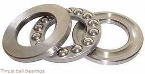 ISO 51115 thrust ball bearings