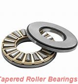 139,7 mm x 215 mm x 51 mm  Gamet 200139X/200215P tapered roller bearings