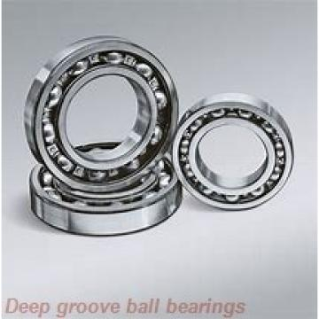 Toyana 16038 deep groove ball bearings