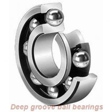 30 mm x 62 mm x 16 mm  NTN 6206N deep groove ball bearings