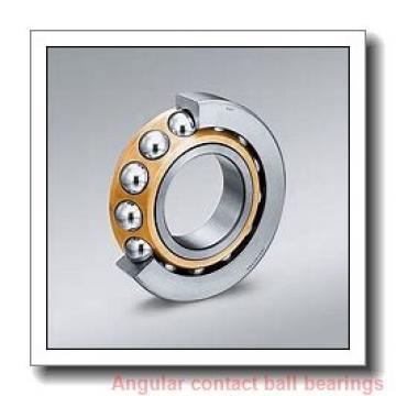 ISO 3219 angular contact ball bearings
