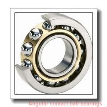 21 mm x 125 mm x 79,9 mm  PFI PHU3017 angular contact ball bearings