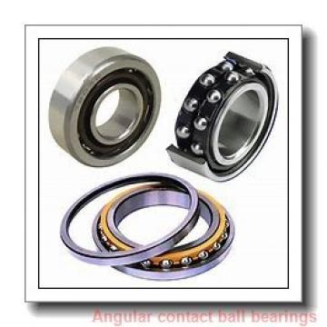 12 mm x 24 mm x 6 mm  SKF S71901 ACE/P4A angular contact ball bearings