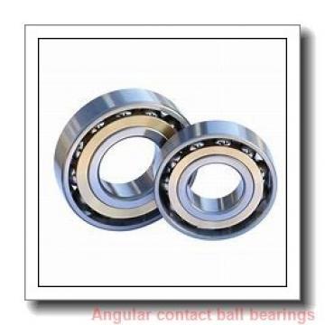105 mm x 145 mm x 20 mm  NSK 105BER19H angular contact ball bearings