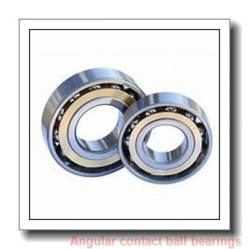 60 mm x 95 mm x 36 mm  NTN 7012UCDB/GNP5 angular contact ball bearings