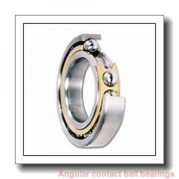 60 mm x 95 mm x 18 mm  NSK 60BNR10H angular contact ball bearings