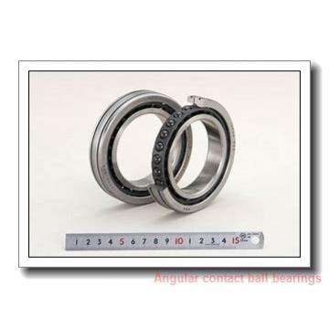 35 mm x 55 mm x 10 mm  FAG HCB71907-E-2RSD-T-P4S angular contact ball bearings