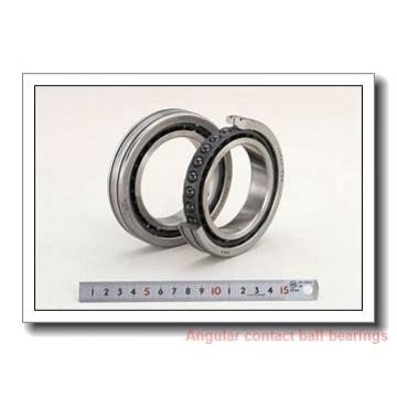 50 mm x 80 mm x 16 mm  SKF 7010 CD/P4AL angular contact ball bearings