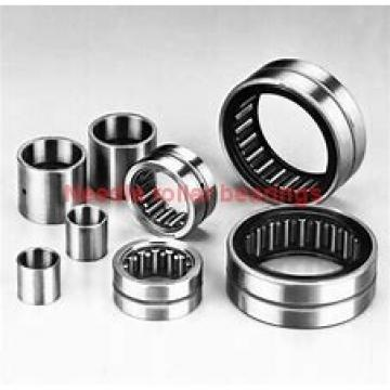 35 mm x 55 mm x 27 mm  ISO NA5907 needle roller bearings