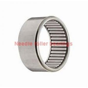 40 mm x 55 mm x 17 mm  SKF NAO40x55x17 needle roller bearings