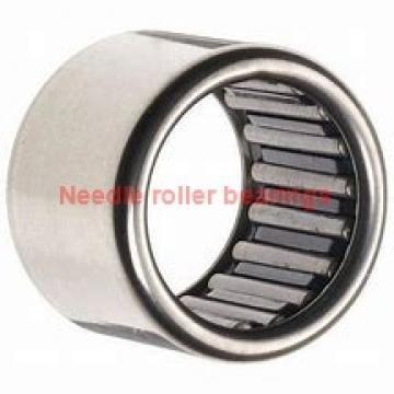 7 mm x 17 mm x 16 mm  KOYO NKJ7/16TN needle roller bearings