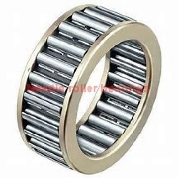 Toyana NA4902-2RS needle roller bearings