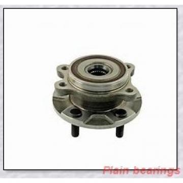 18 mm x 35 mm x 23 mm  INA GIKFL 18 PB plain bearings