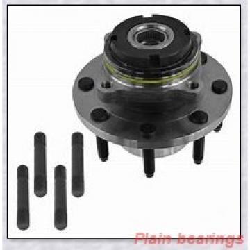 65 mm x 100 mm x 22 mm  Timken GE65SX plain bearings