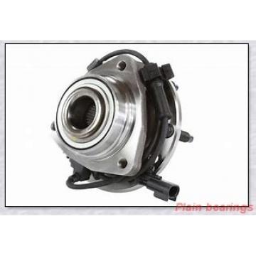 19.05 mm x 31.75 mm x 16.662 mm  SKF GEZ 012 ES plain bearings