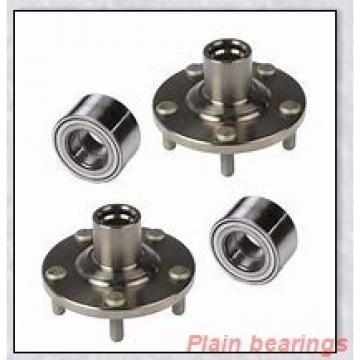 20 mm x 42 mm x 25 mm  LS GEG20C plain bearings