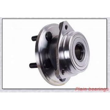 80 mm x 130 mm x 75 mm  IKO GE 80GS-2RS plain bearings