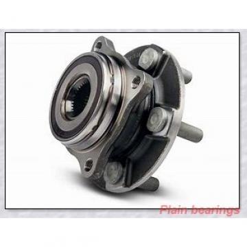 35 mm x 55 mm x 30 mm  NTN SAR4-35 plain bearings