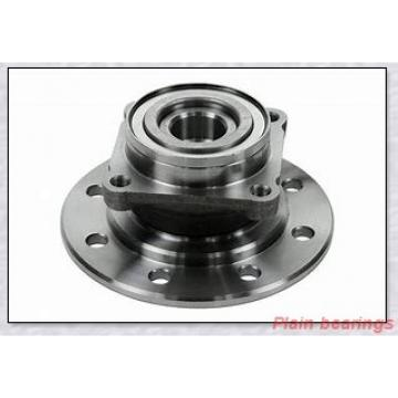 35 mm x 62 mm x 18 mm  LS GAC35N plain bearings