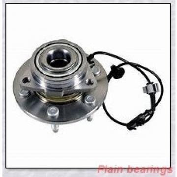 90 mm x 140 mm x 32 mm  LS GAC90T plain bearings