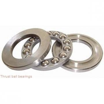 100 mm x 215 mm x 47 mm  FAG 7603100-TVP thrust ball bearings