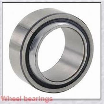 Toyana CRF-6203 2RSA wheel bearings