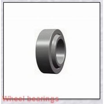 Toyana CX646 wheel bearings