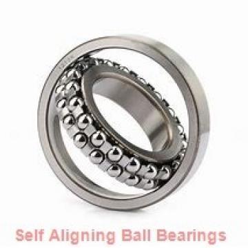 55 mm x 100 mm x 21 mm  NKE 1211-K+H211 self aligning ball bearings