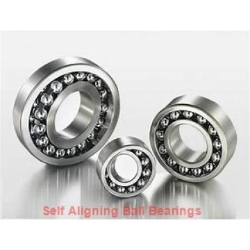 20 mm x 52 mm x 15 mm  NACHI 1304K self aligning ball bearings