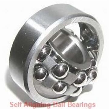 30 mm x 72 mm x 23 mm  SKF 2207E-2RS1KTN9+H307E self aligning ball bearings