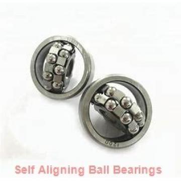 90 mm x 160 mm x 40 mm  ISO 2218 self aligning ball bearings