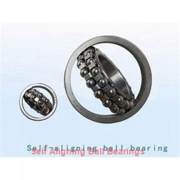 40 mm x 80 mm x 23 mm  ISO 2208K-2RS self aligning ball bearings