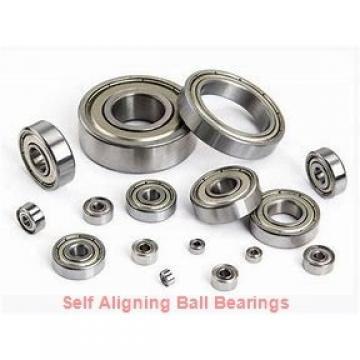 90 mm x 190 mm x 43 mm  NTN 1318SK self aligning ball bearings