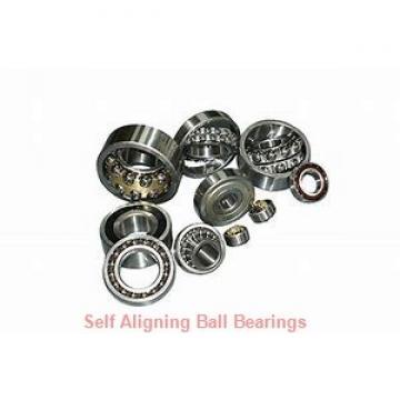 45 mm x 85 mm x 19 mm  NACHI 1209 self aligning ball bearings