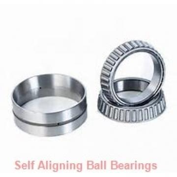 25 mm x 62 mm x 24 mm  NACHI 2305K self aligning ball bearings