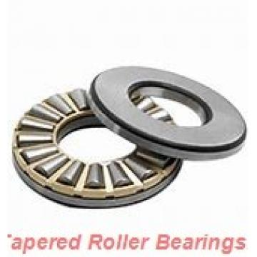 90 mm x 190 mm x 43 mm  SKF 30318 J2 tapered roller bearings