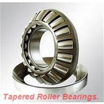 44,45 mm x 85 mm x 24,5 mm  Gamet 112044X/112085P tapered roller bearings