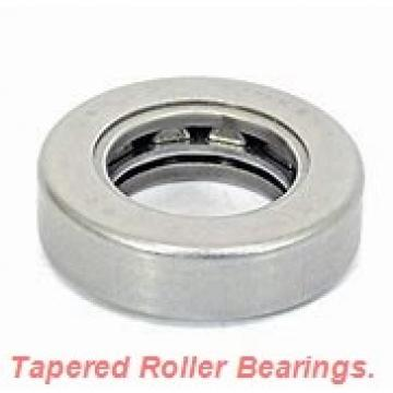 45 mm x 85 mm x 24,5 mm  Gamet 112045/112085 tapered roller bearings