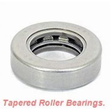 70 mm x 125 mm x 41 mm  NSK HR33214J tapered roller bearings