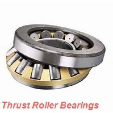 130 mm x 190 mm x 25 mm  IKO CRB 13025 thrust roller bearings