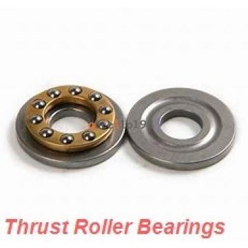 20 mm x 36 mm x 8 mm  IKO CRBH 208 A thrust roller bearings