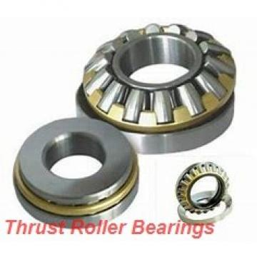 ISO 294/670 M thrust roller bearings