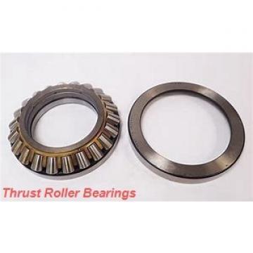 ISO 29440 M thrust roller bearings