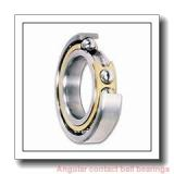 45 mm x 100 mm x 25 mm  NKE 7309-BE-MP angular contact ball bearings