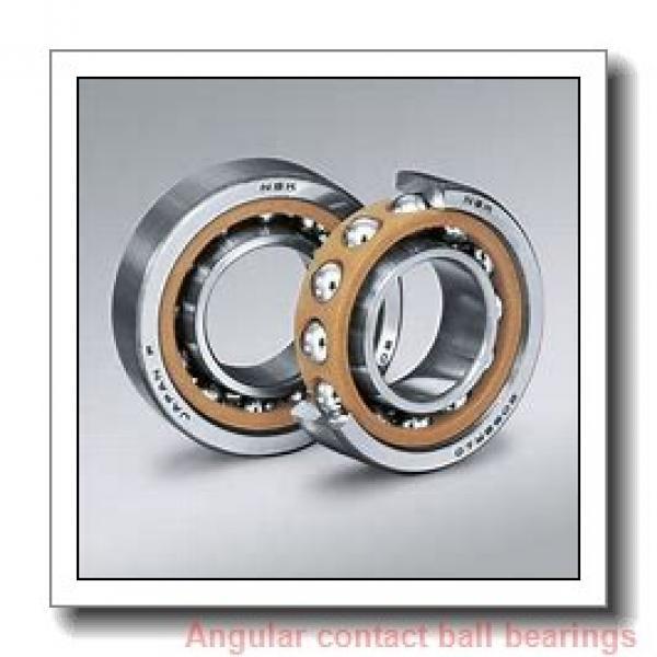 12 mm x 28 mm x 8 mm  NTN 5S-7001UADG/GNP42 angular contact ball bearings #1 image