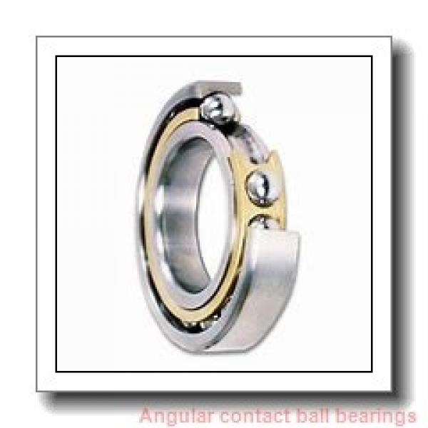 65 mm x 120 mm x 23 mm  NTN 7213DB angular contact ball bearings #1 image