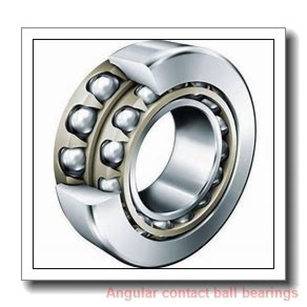 60 mm x 130 mm x 31 mm  NTN 7312BDF angular contact ball bearings #1 image
